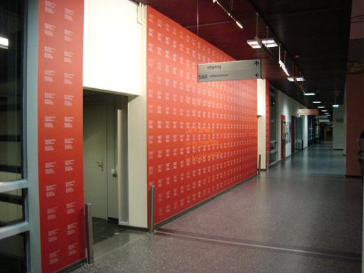 De muur in z'n geheel. Klik op de foto voor een grote weergave.